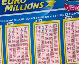 €45M EuroMillions Results for Tuesday January 10