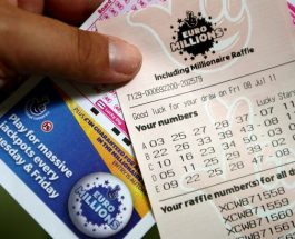 €97M EuroMillions Results for Tuesday May 16