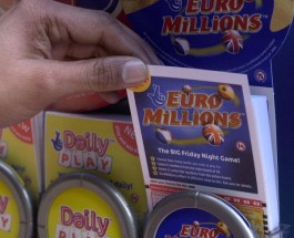 €39.5M EuroMillions Results for Tuesday December 16