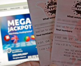 €25M EuroMillions Results for Tuesday October 18