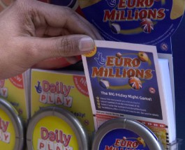 €83M EuroMillions Results for Friday December 18