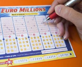€17M EuroMillions Results for Tuesday February 21