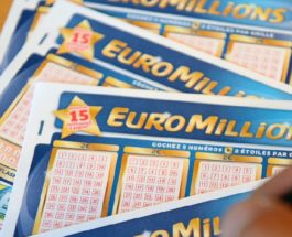 €44M EuroMillions Results for Tuesday August 22