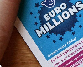 €24M EuroMillions Results for Friday December 26