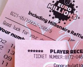 €17M EuroMillions Results for Friday October 27