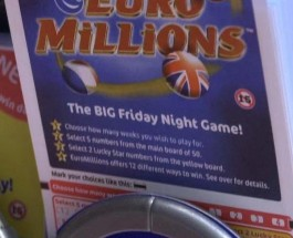EuroMillions Jackpot Worth €32 Million on Tuesday Draw