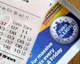 EuroMillions UK and Millionaire Raffle Jackpot Worth £25 Million on Friday