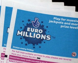 EuroMillions UK and Millionaire Raffle Results for Friday November 7