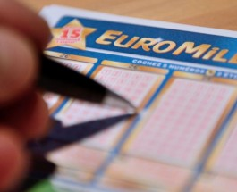 EuroMillions Superdraw Jackpot Worth €100,000,000 Friday, October 3