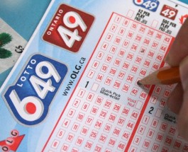 Lotto 6/49 Jackpot Worth $5 Million on Wednesday