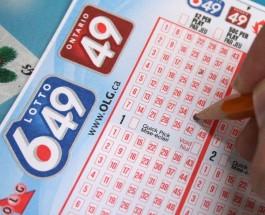 Lotto 6/49 Jackpot Worth $9 Million on Wednesday