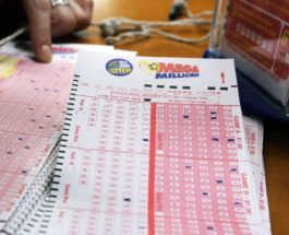 $191M Mega Millions Results for Tuesday December 12