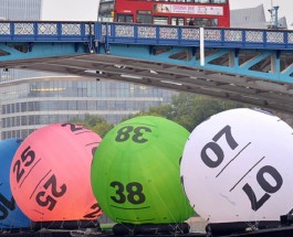 £6.6M National Lottery Results for Wednesday December 31