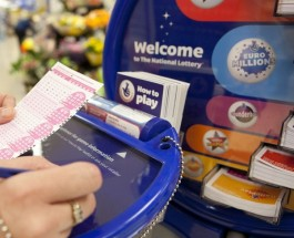 Players Look To Claim £2.1m In National Lottery Jackpot Draw Wednesday