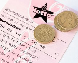 £5.5M National Lottery Results for Wednesday January 25