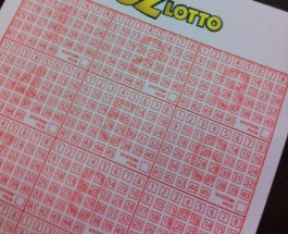 $15M Oz Lotto Results for Tuesday August 2