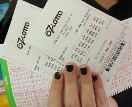 $15M Oz Lotto Results for Tuesday October 3
