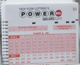 $62M Powerball Results for Wednesday January 17