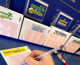 $21M Saturday Lotto Results for Saturday March 25