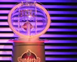 Thunderball Top Prize Worth £500,000 on Saturday