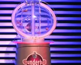 Thunderball Results for Wednesday October 29