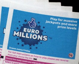 UK EuroMillions Jackpot Reaches £69 Million for Friday's Draw
