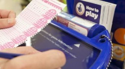 UK National Lottery Jackpot Reaches £2.1 Million For Wednesday's Draw