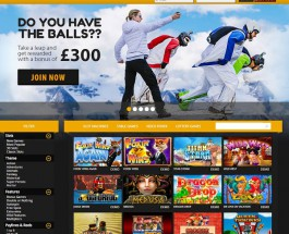 Lucky Balls Casino Encourages Players to Test Their Courage