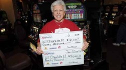 Lucky Woman Hits Two Jackpots in Two Days