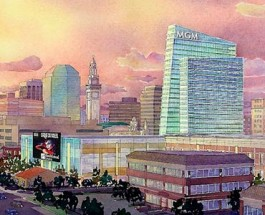 MGM Submits Casino Application to Massachusetts Regulators