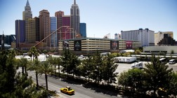 MGM and AEG to Build Las Vegas Strip Arena
