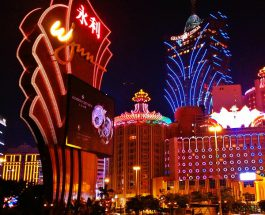 Macau Gambling Revenue Falls for Third Consecutive Year