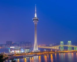 Macau Casino Revenue Hits Three-Year High