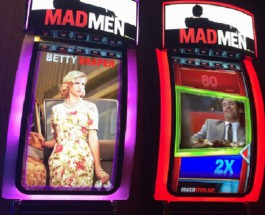 Las Vegas Prepares to Welcome Mad Men Slots