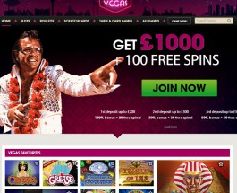 Magical Vegas Casino Brings Las Vegas To Your Home