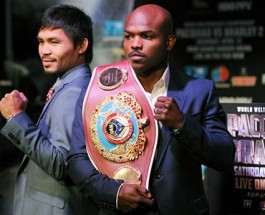 Manny Pacquiao vs Timothy Bradley – Betting Preview