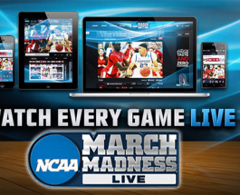 March Madness Streaming Figures Through The Roof