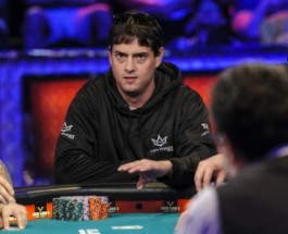 WSOP Main Event Gets Ready For Day 6 With Newhouse In The Lead