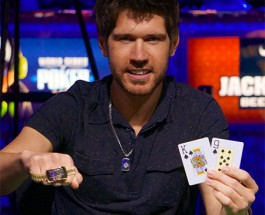Mark Radoja Wins Second WSOP Bracelet
