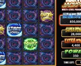 Winner Casino Offers $694K Marvel Ultimate Power Progressive Jackpot