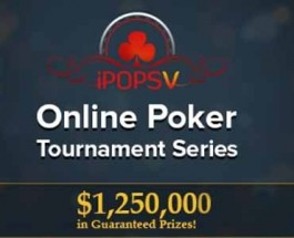 Massive $1.2 Million Guaranteed at Fifth Betfair iPOPS