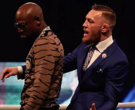 Punters Continue to Back McGregor to Defeat Mayweather