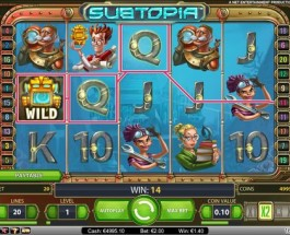 Meet Subtopia NetEnt's latest slot jackpot game