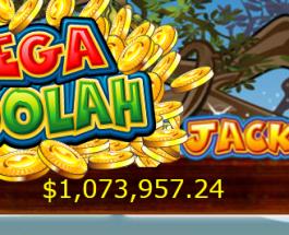 Mega Moolah Jackpot Waiting to be Won