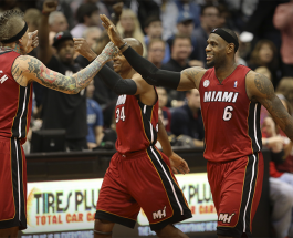 Miami Heat Focus on Winning the Championship