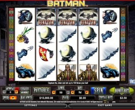 Microgaming to Launch New Batman Slots