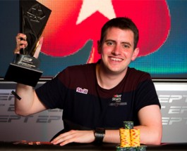 Middleton Wins EPT Barcelona Main Event