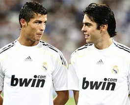 Milan's Berlusconi Wants Kaka and United goes All-In for Cristiano Ronaldo