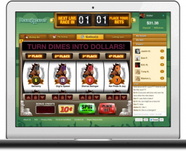 Mobile Horse Betting from Derby Jackpot