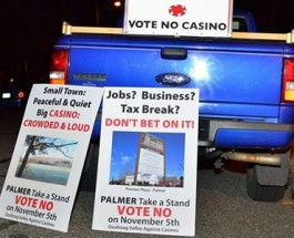 Mohegan Sun vs. Northeast Realty Documents Remain Public